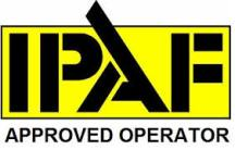 Surrey Banners IPAF Approved Operator